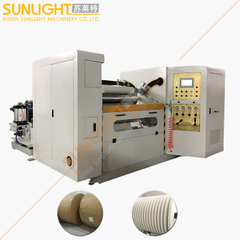 SLT-SH800 Straw Paper Strip Roll Slitting Rewinding Machine